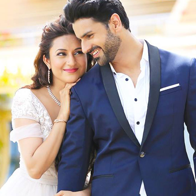 Indian Actress, Divyanka Tripathi & Actor, Vivek Dahiya at Park Plaza, Chandigarh