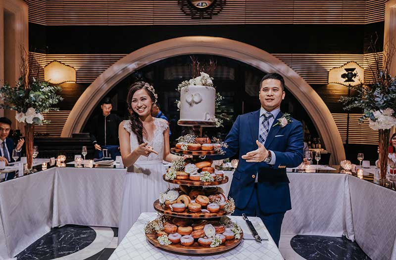 Intercontinental Danang Wedding Reception Ceremony 42