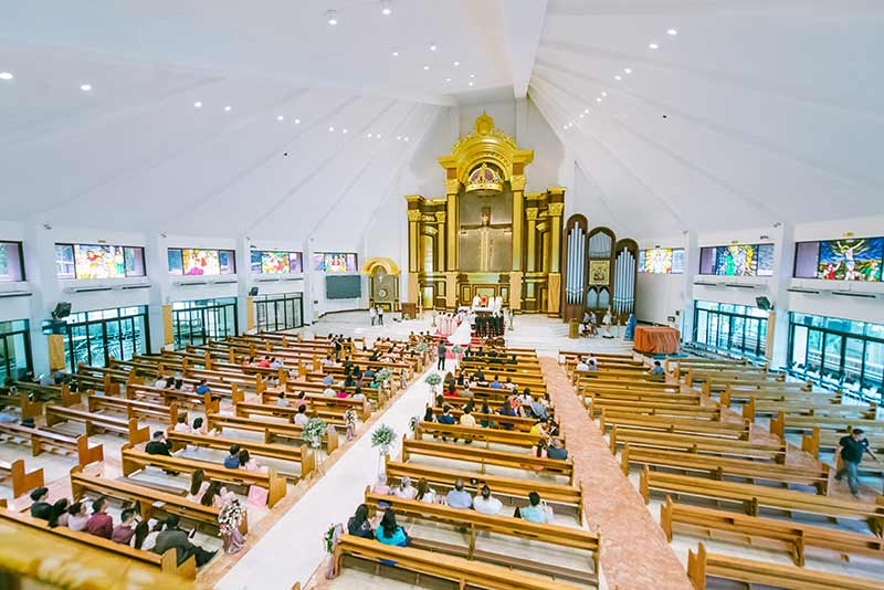 christ the king parish wedding catholic church manila quezon city bride philippines 25