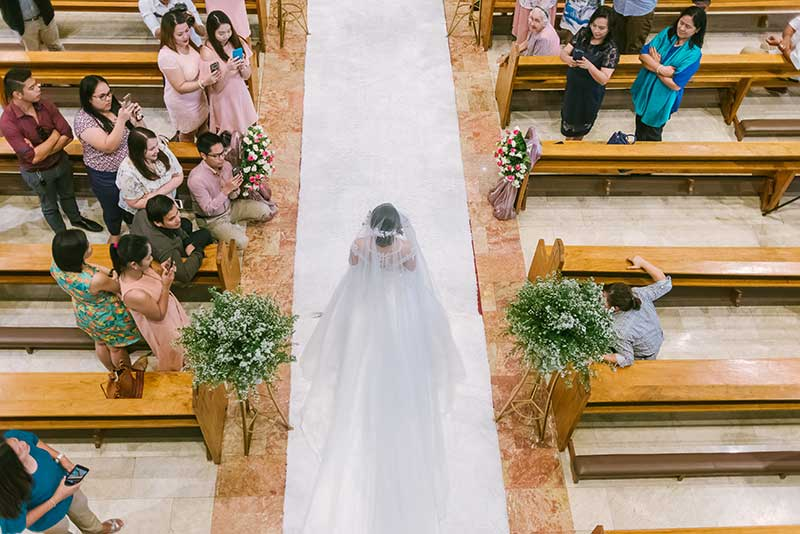 christ the king parish wedding catholic church manila quezon city bride philippines 26
