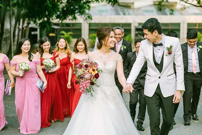 christ the king parish wedding catholic church manila quezon city bride philippines 40a