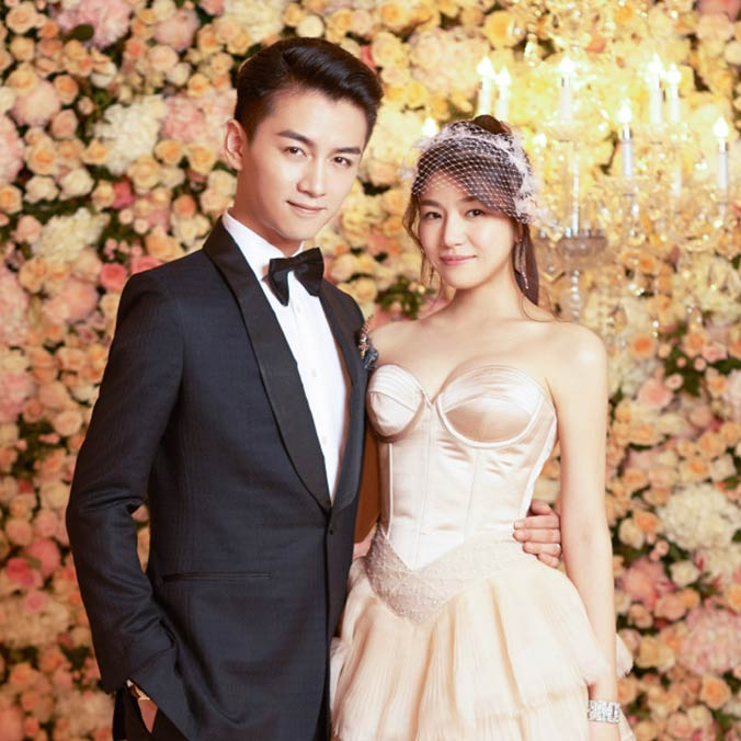 Part II:  Taiwanese Actress, Michelle Chen & Chinese Actor, Chen Xiao at Mandarin Oriental, Taipei