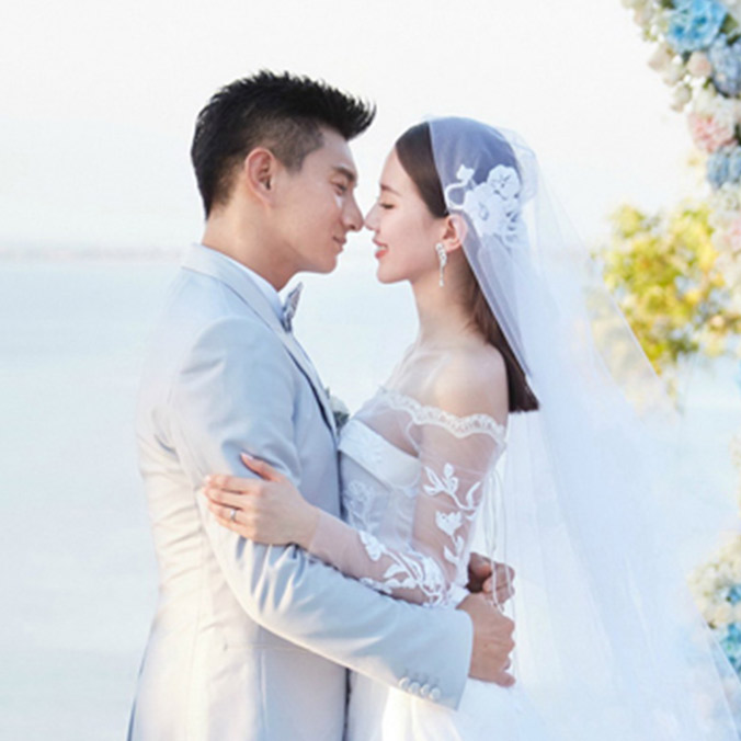Chinese Actress, Liu Shishi & Actor, Nicky Wu at Ayana Resort and Spa, Bali