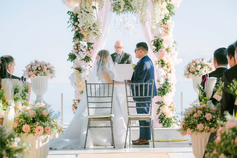 escala tagaytay wedding reception ceremony package reviews price 20