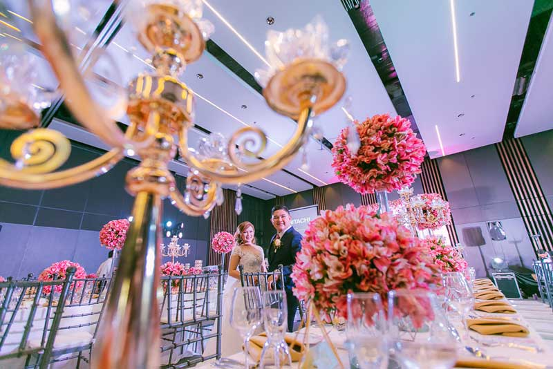 escala tagaytay wedding reception ceremony package reviews price 36