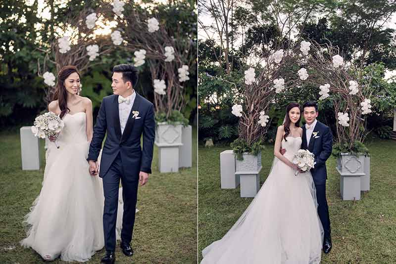hong kong civil ceremony langham court philippines tagaytay garden wedding jill stuart vera wang benjie tiongco 34