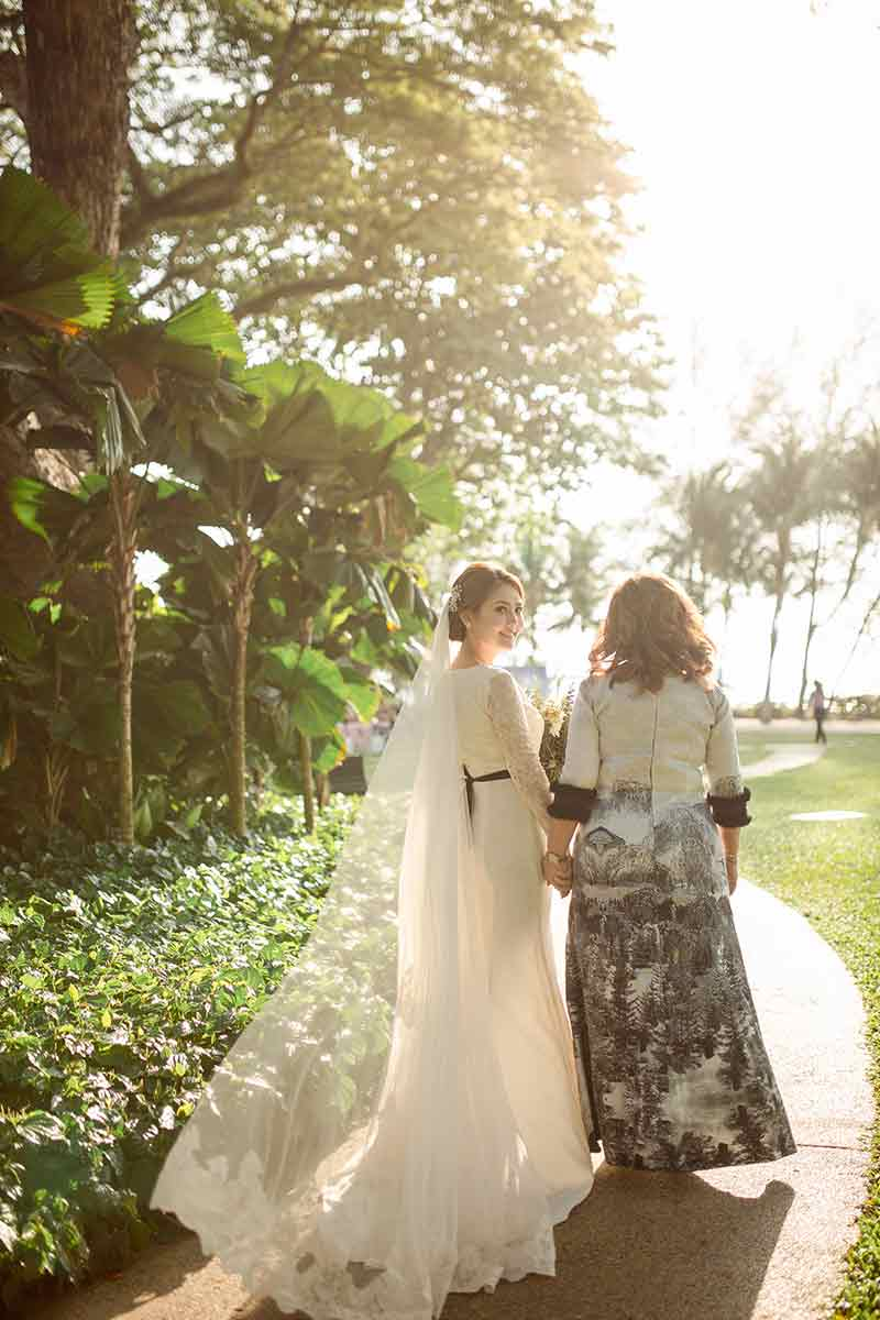 Shangrila Rasa Sayang Resort Wedding Ceremony Bridal Reception Beach Venue 21