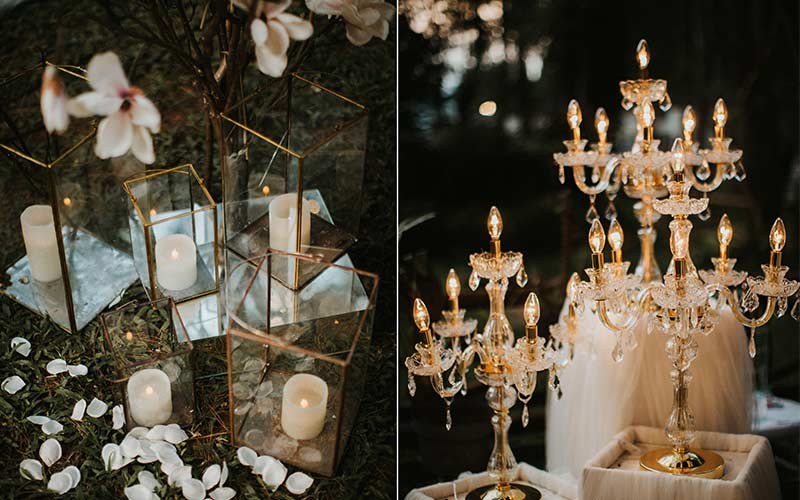 forest earth toned wedding theme ideas 23