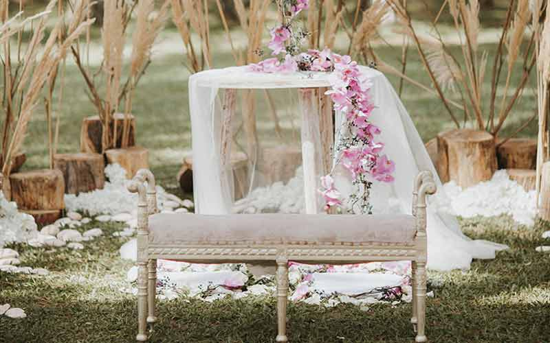 forest earth toned wedding theme ideas 5