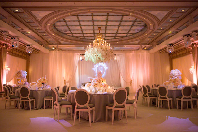 Paris Real Wedding Story Banquet Venue 1