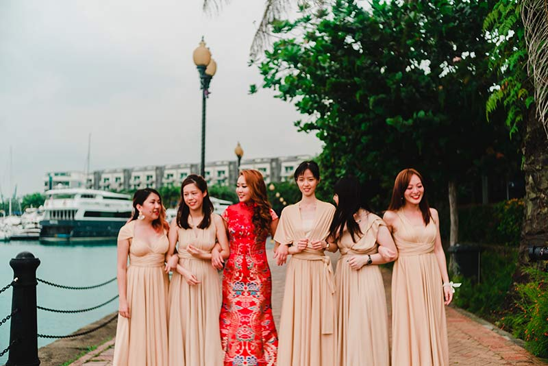 w singapore sentosa cove wedding package planning photography price review 11