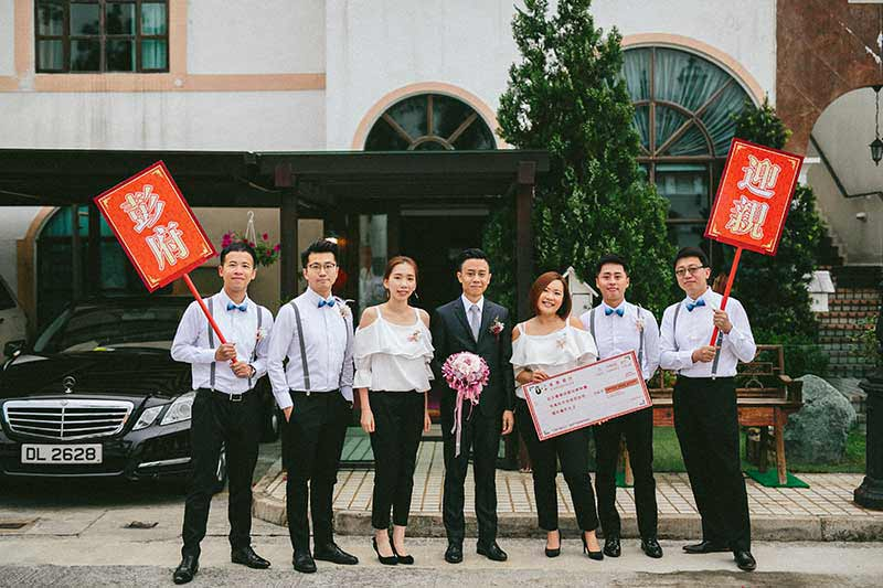 3 beas river country club hong kong wedding marquee
