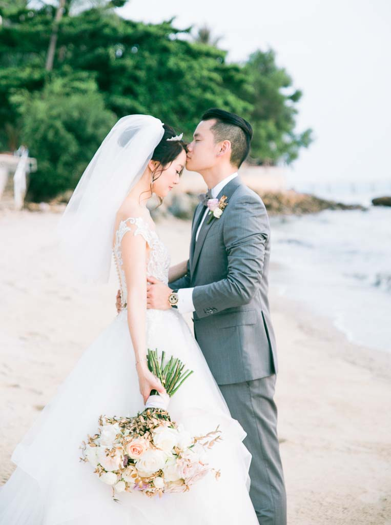 Tropical Luxury Conrad Koh Samui Wedding 67