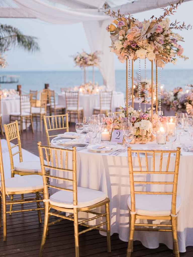 Tropical Luxury Conrad Koh Samui Wedding 71