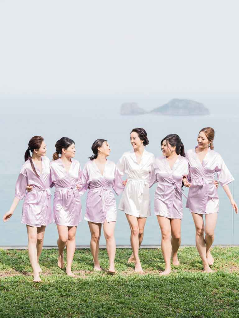 Tropical Luxury Conrad Koh Samui Wedding 3