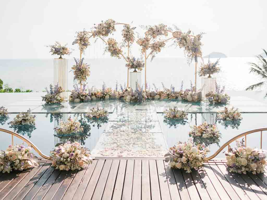 Tropical Luxury Conrad Koh Samui Wedding 44