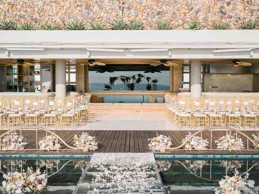 Tropical Luxury Conrad Koh Samui Wedding 45