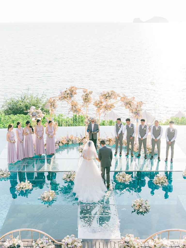Tropical Luxury Conrad Koh Samui Wedding 54
