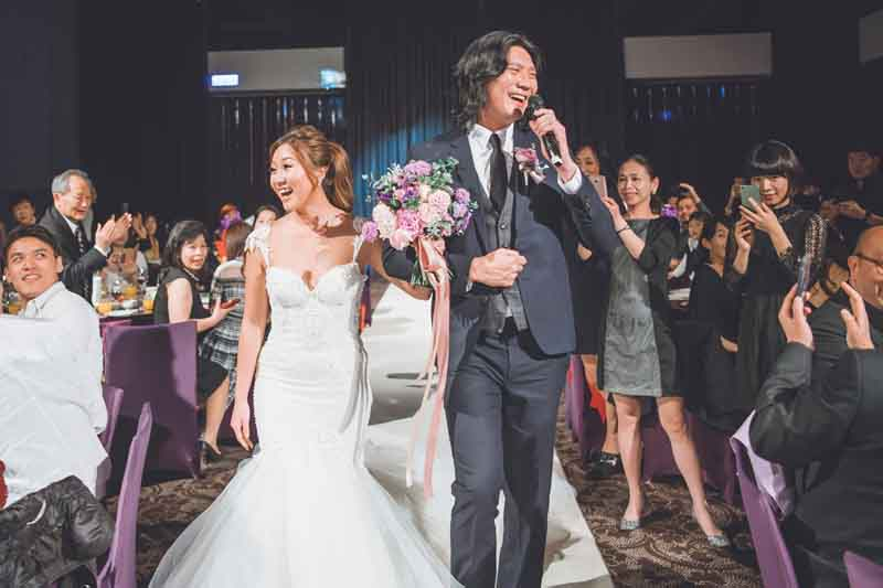 w hotel taipei wedding venue price package example review 11