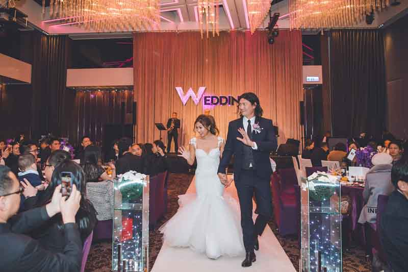 w hotel taipei wedding venue price package example review 13