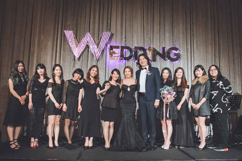 w hotel taipei wedding venue price package example review 17