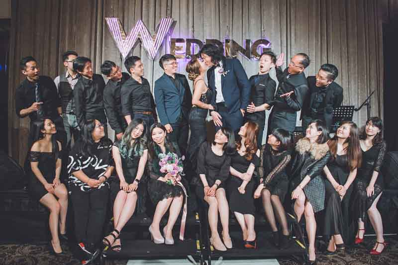 w hotel taipei wedding venue price package example review 21