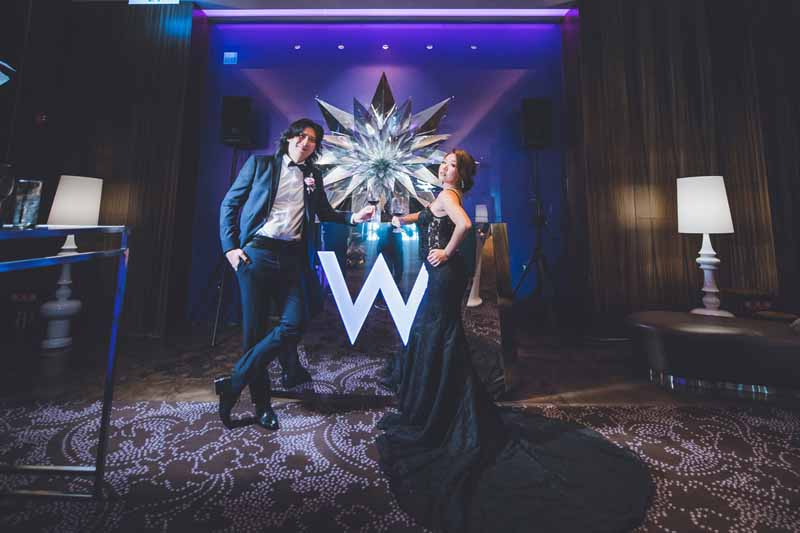 w hotel taipei wedding venue price package example review 24