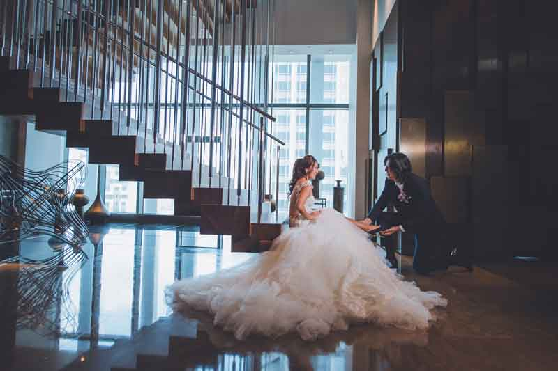 w hotel taipei wedding venue price package example review 8