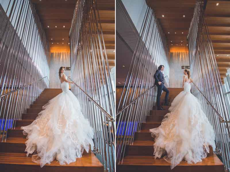 w hotel taipei wedding venue price package example review 9