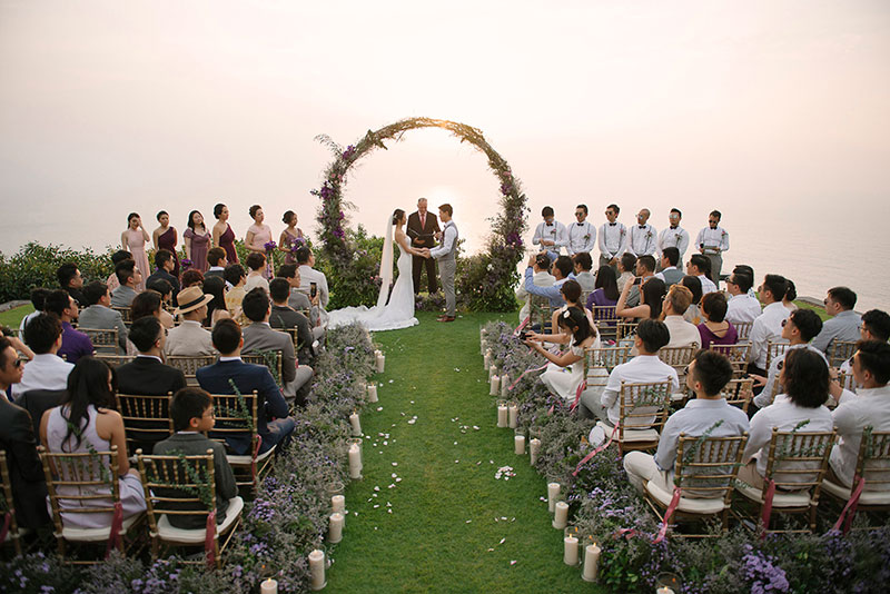 Paresa Phuket Resort Villa Wedding 21