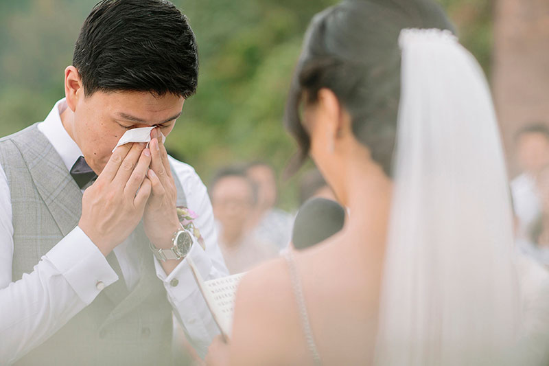 Paresa Phuket Resort Villa Wedding 24