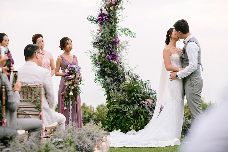 Paresa Phuket Resort Villa Wedding 25