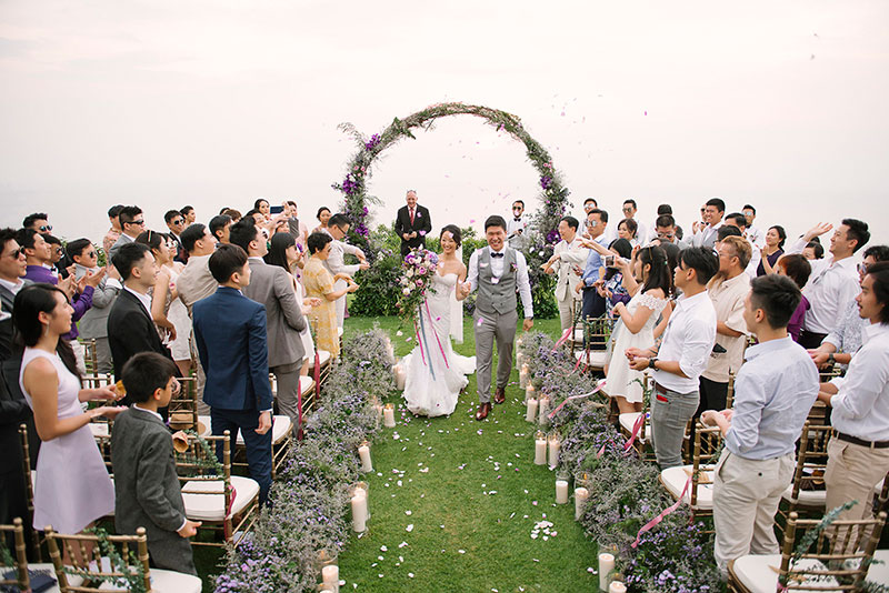 Paresa Phuket Resort Villa Wedding 27
