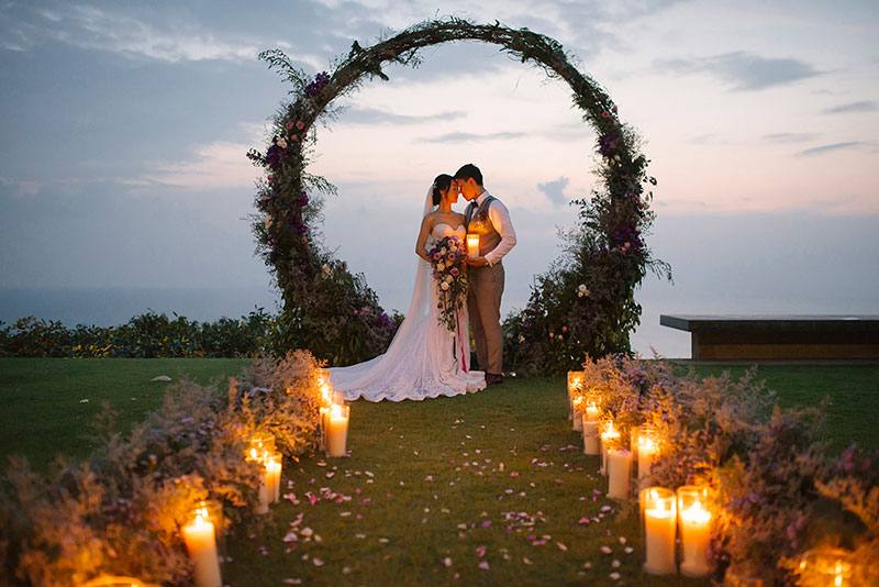 Paresa Phuket Resort Villa Wedding 32