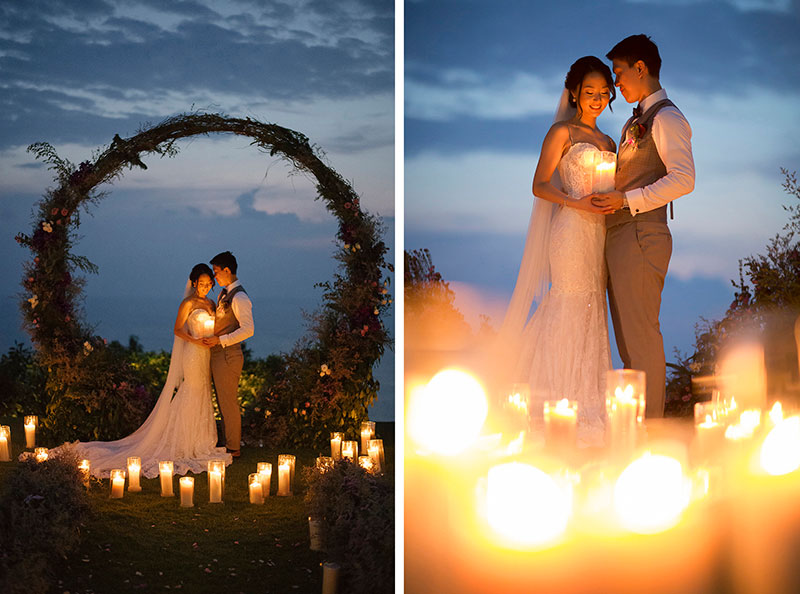 Paresa Phuket Resort Villa Wedding 33