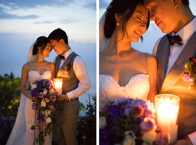 Paresa Phuket Resort Villa Wedding 34