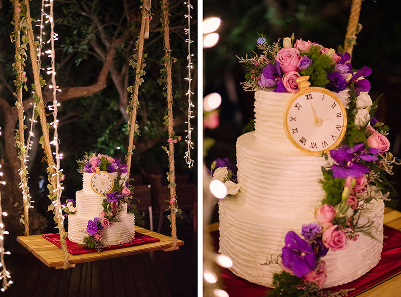 Paresa Phuket Resort Villa Wedding 45