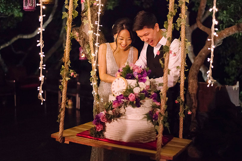Paresa Phuket Resort Villa Wedding 46