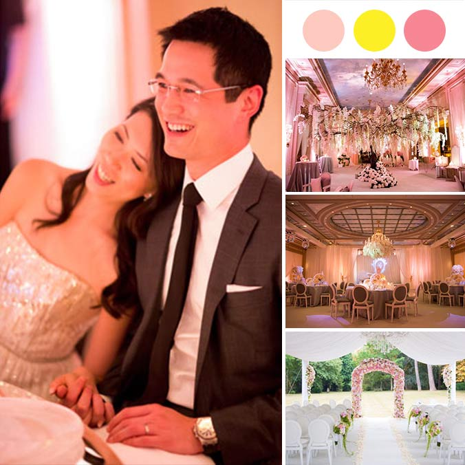 What Happens When a Hong Kong Girl's Dream Paris Wedding Comes True