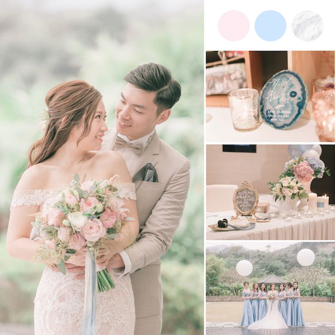 So Much Puppy Love in This Simple, Natural HK Sha Tin Wedding