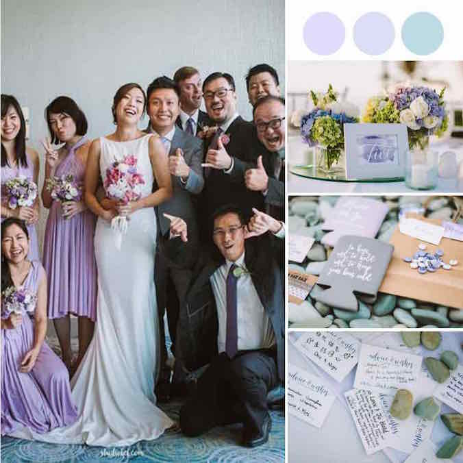A Singapore to Bali to Singapore 2 Part Wedding - All Planned by the Bride Herself
