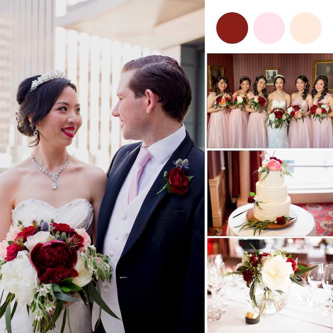 A Lovely Two Part Chinese + Western Fusion Wedding in New Zealand & Taiwan