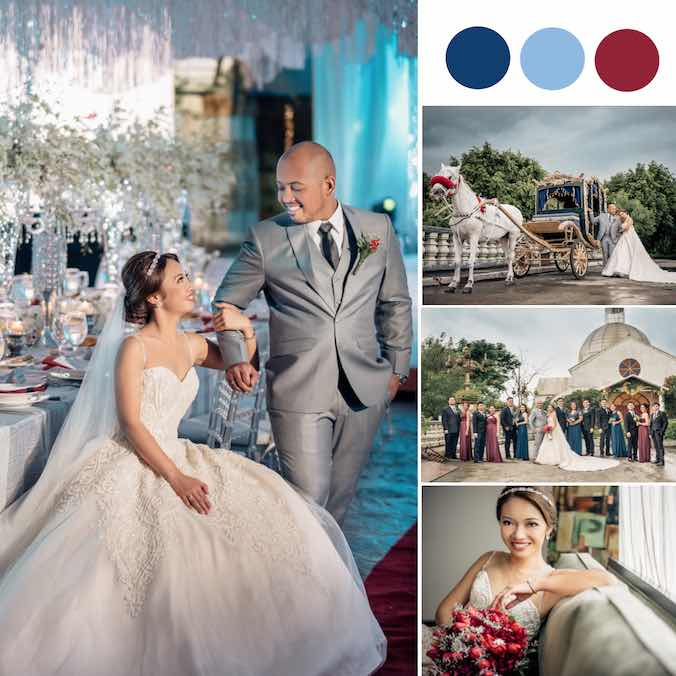 A Glamorous Italian-Inspired Dream Wedding...in Asia! [Palazzo Verde]