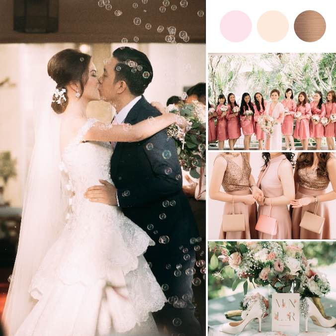 A Super Well Planned Out Magical Garden Wedding That Involved 41 Vendors