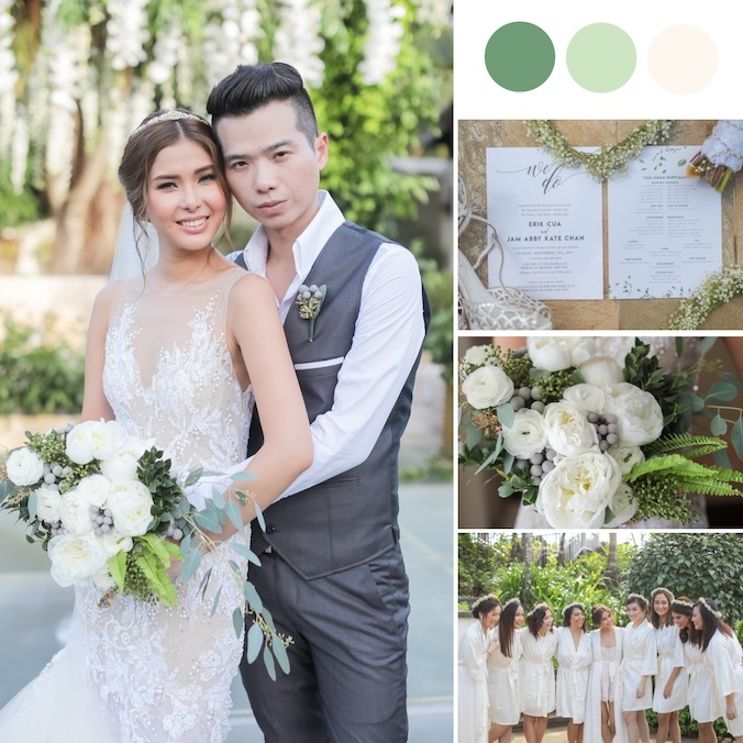 A Breathtaking, Never Before Done Mountainside On-Water Wedding at Shangri-la Boracay