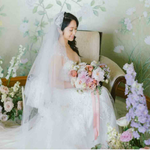 An Old-World Romance Vow Renewal & Styled Shoot [Island Shangri-La Hong Kong]