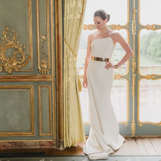 A Quintessentially British Wedding Shoot at Cliveden House in Berkshire, England