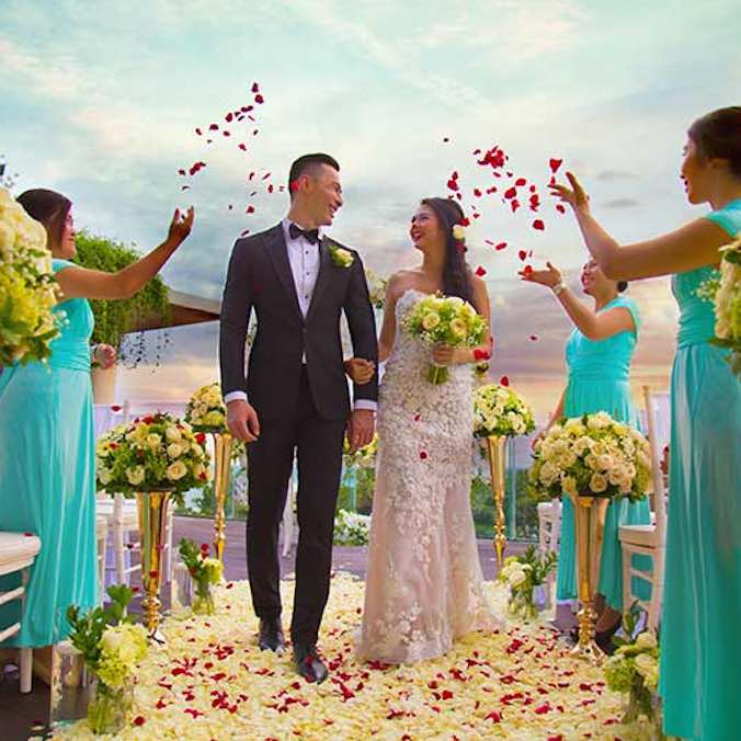"11 Reasons Why You'll Want to Say ""I Do' at Sheraton Bali Kuta Resort"