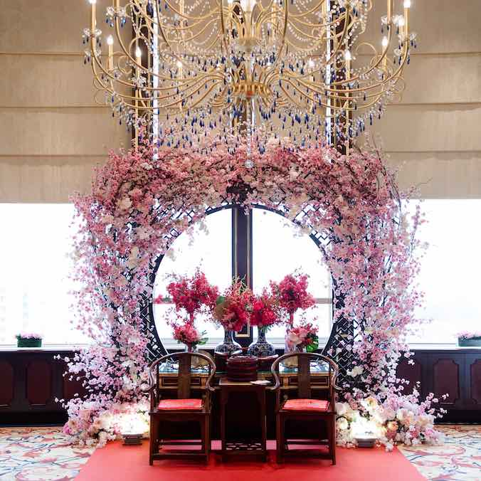 Island Shangri-La, Hong Kong's 'Enchanted Wedding' Bridal Fair: Get Half Your Wedding Planning Done In One Afternoon on 3 March!