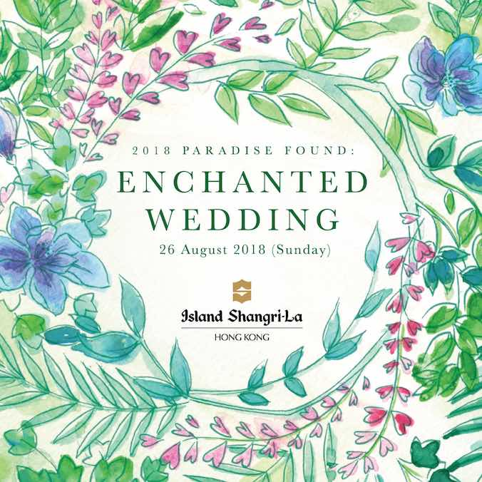 "6 Things We Seriously Can't Wait For at Island Shangri-La's ""Enchanted Wedding"" Bridal Fair"